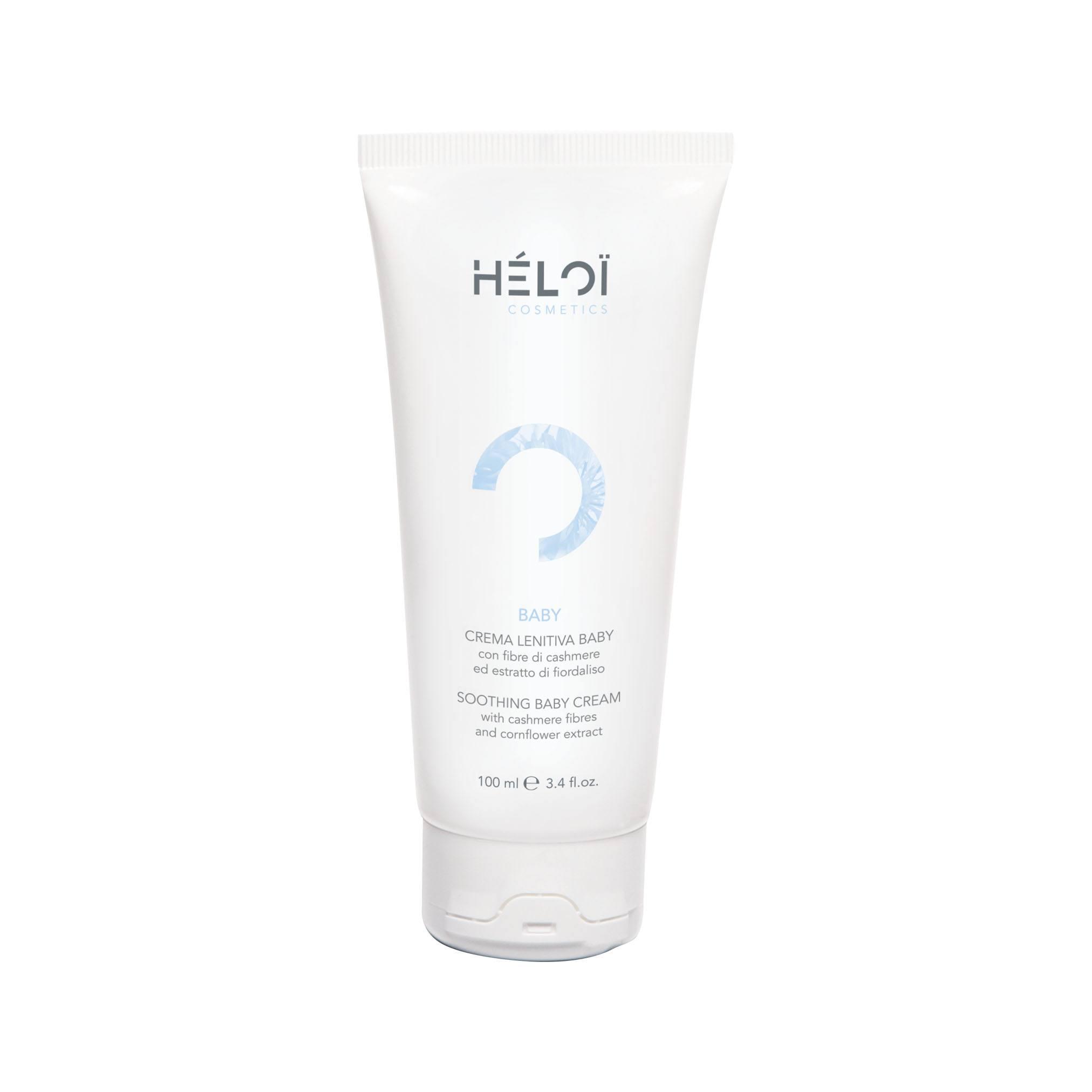 best loved 98ca6 c0183 Crema lenitiva baby - Héloï Cosmetics - Prodotti naturali per viso e corpo