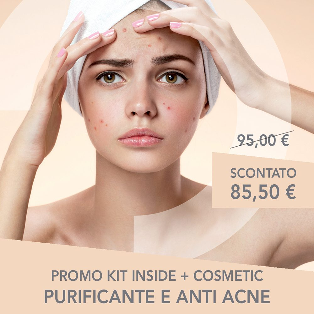 Promo kit Purificante e anti-acne