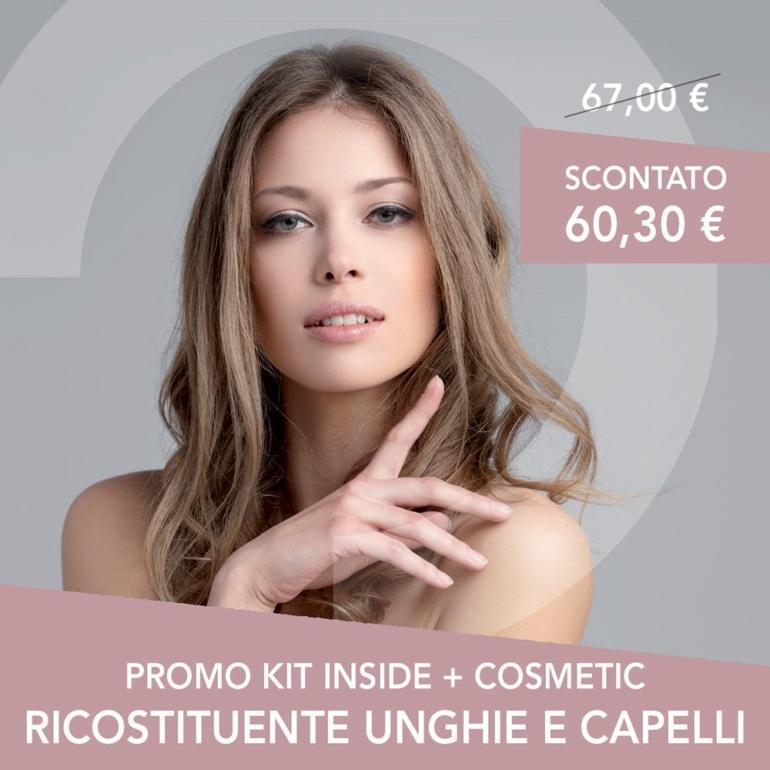 Promo kit Unghie e capelli