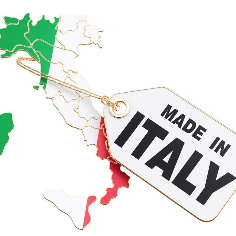 La bellezza del made in Italy